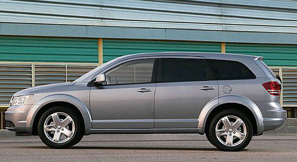 Dodge představuje na autosalónu ve Frankfurtu ve světové premiéře zcela nový vůz Journey.