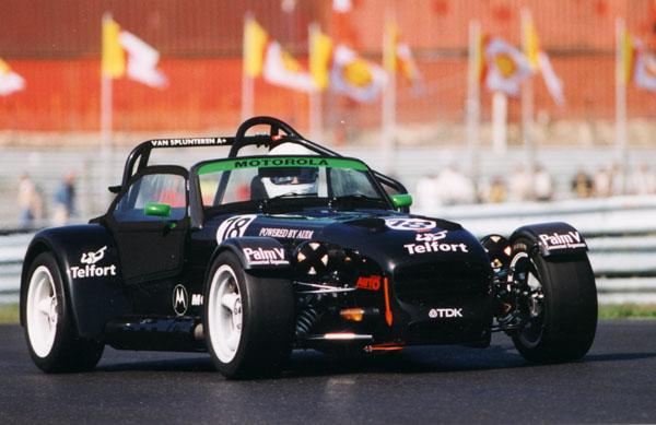 Donkervoort D8: Smotory Audi ještě rychlejší