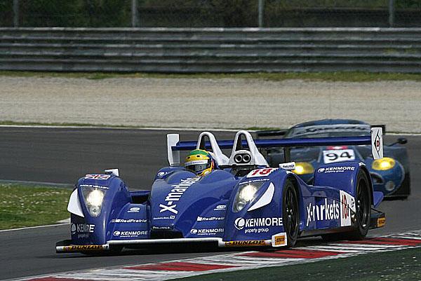 Wolfgang Kaufmann pojede sLavaggi LS1 AER