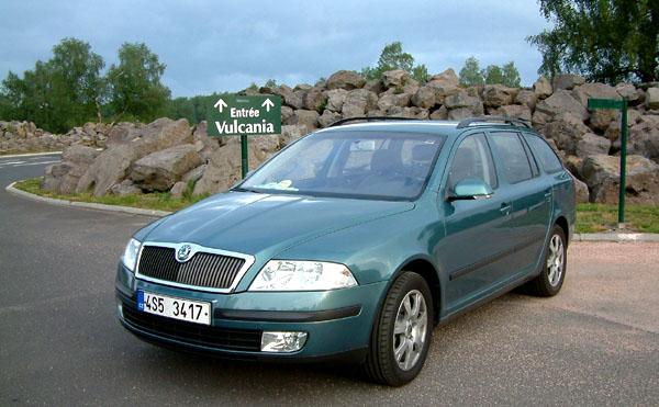Škoda Octavia kombi 1.9 Tdi jezdí za pět litrů