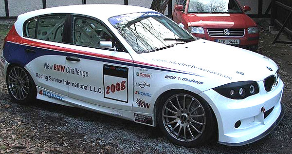 Zimní testovací jízdy s6 – 7 mi vozy BMW1-130i a jedním zcela novým vozem BMW M3 – E92 na jihofrancouzském okruhu Alés Cévennes