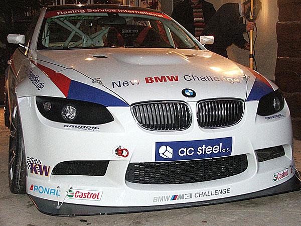 BMW M3 Challenge nejen na PC