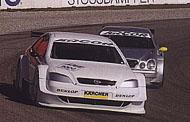 DTM 2000: Závodní týmy tasily zbraně!