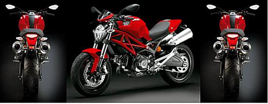 Ducati Monster Tour – v Praze o víkendu 14.-15. června vždy od 10 do 18 hodin