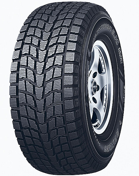 Zimní pneumatiky potřebují i SUV a automobily spohonem 4 x 4