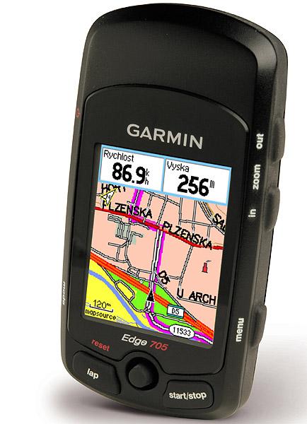 Garmin Edge 705: Navigátor, lékař a osobní trenér – na náš trh