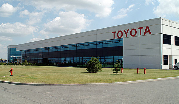 Toyota Motor Manufacturing France: