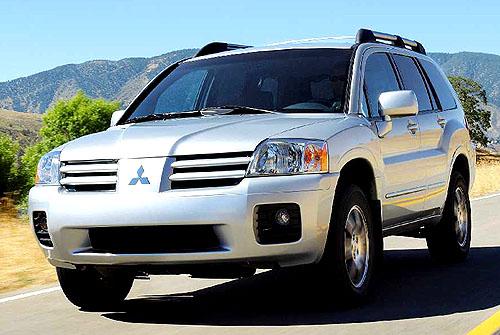 Novinky Mitsubishi na letošním lednovém autosalónu vDetroitu