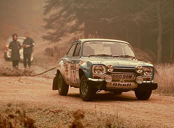 Legendární vozy Ford budou slavit na festivalu rychlosti v britském Goodwoodu