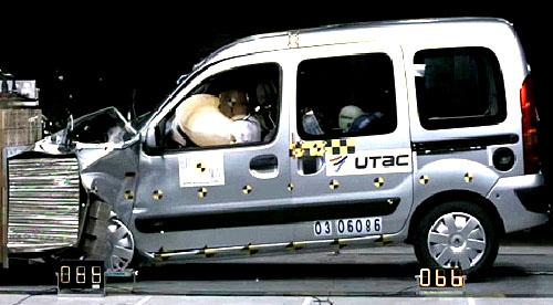Nové vyznamenání za bezpečnost vozů Renault