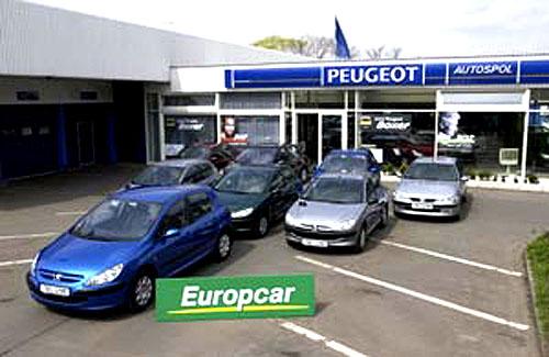 PEUGEOT a největší mezinárodní půjčovna vozidel evropského původu EUROPCAR a. s. zahájily spolupráci