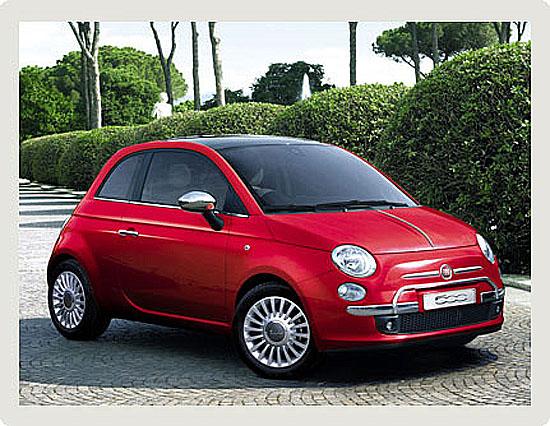 Fiat 500 oslavil druhé narozeniny!