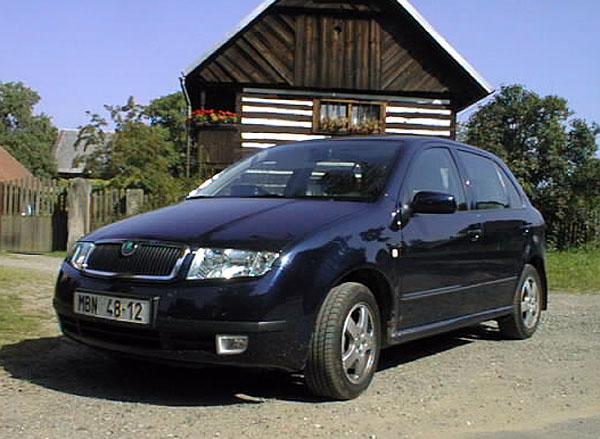 Škoda Fabia 1.4 16V: Sto koní pod kapotou