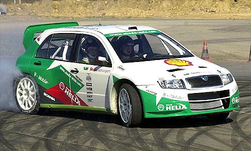 Premiéra Škoda Fabia WRC již tento týden na německé rally