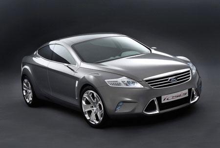 Unikátní koncept iosis automobilky Ford definuje nový designerský jazyk značky.
