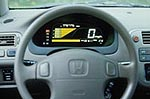 Honda FCX – V4 byla představena na letošním ženevském autosalonu