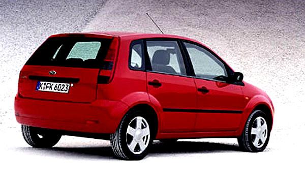 Německý autoklub ADAC vyhodnotil nový model Ford Fiesta jako jeden znejbezpečnějších vozů ve třídě