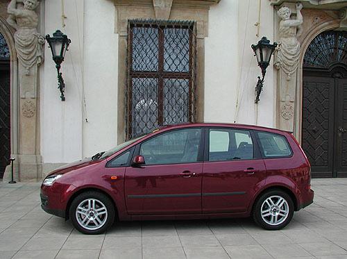 Ford Focus C-MAX získal evropskou cenu Za design