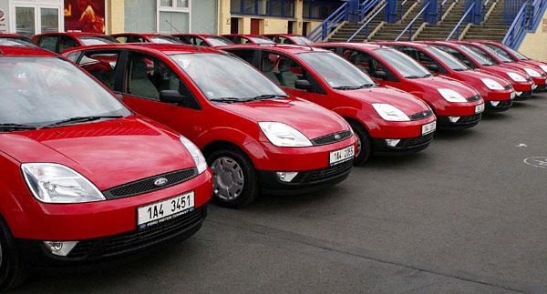 Nová Ford Fiesta vprodeji na českém trhu