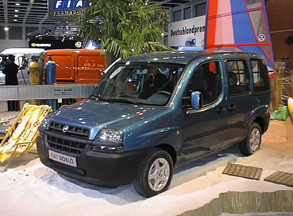 Fiat Dobló: osobní i užitkový