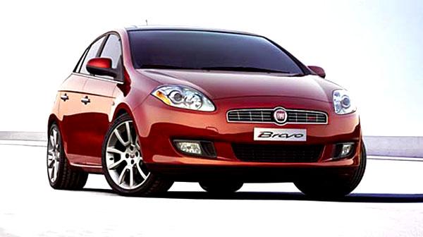 Fiat Bravo byl vŘímě představen veřejnosti