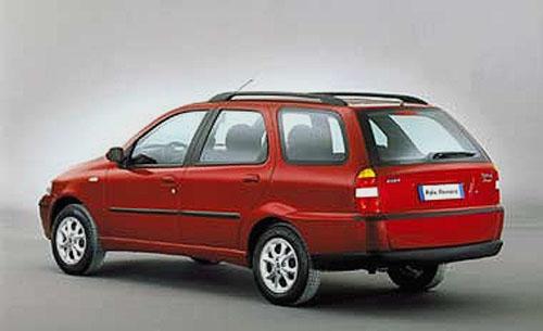 Prostorné kombi Fiat Palio Weekend vlistopadu na náš trh