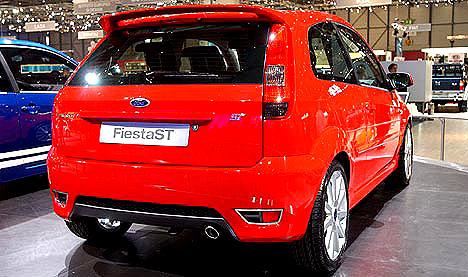 Divize Ford TeamRS uvádí ne jednu, ale hned tři výkonné verze řady Fiesta