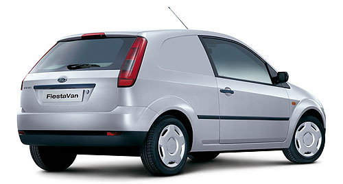 Ford Fiesta Van se vrací na náš trh!