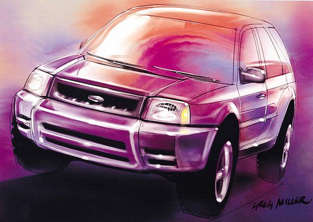 Ford Escape: Maverick shybridním pohonem