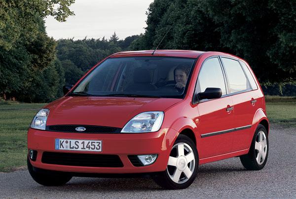 Nový Ford Fiesta – světová premiéra na zářijovém autosalonu ve Frankfurtu
