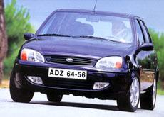 Nový Ford Fiesta pro rok 2000
