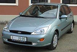 Prodejní úspěchy Fordu Focus