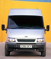 Nový model Ford Transitu