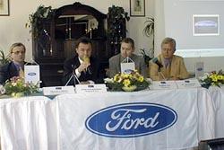 Ford vČR organizuje soutěž mladých designérů