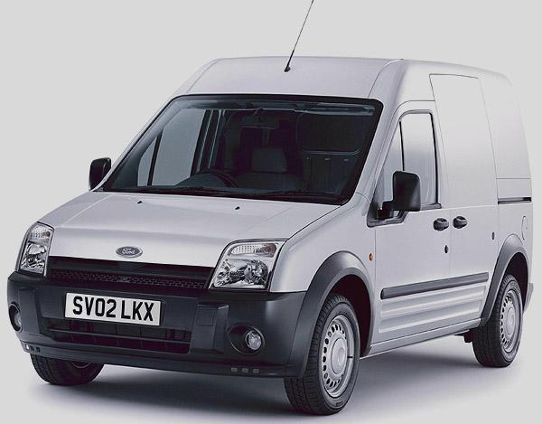 Ford představil zcela novou malou dodávku Transit Connect, která rozšíří nabídku lehkých užitkových vozů značky Ford
