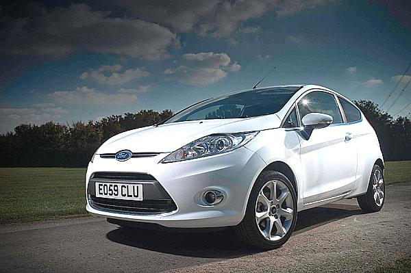 Na 19 klíčových trzích Evropy náleží Fordu podíl 9,9 %