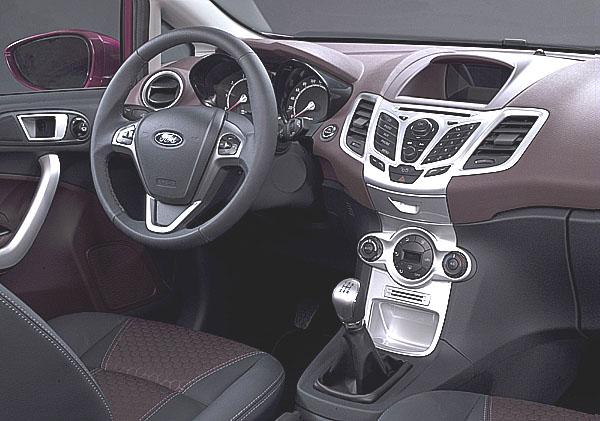 Ford Fiesta nové generace se představí na březnovém autosalonu v Ženevě
