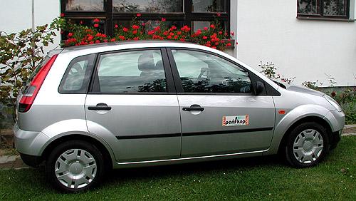 Ford Fiesta jen za tři tisíce měsíčně!
