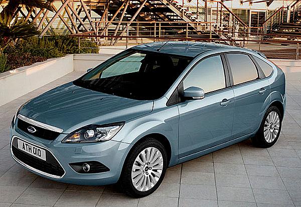 Pětidveřový Ford Focus i vprovedení N1
