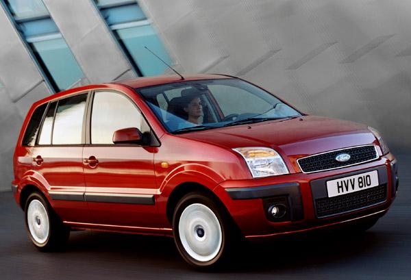 Ford dovozcem číslo 1!