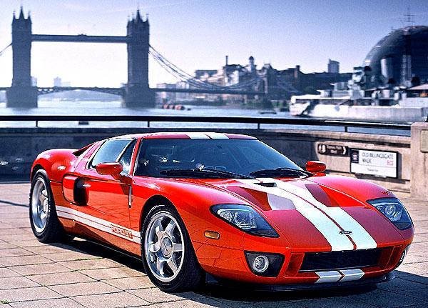 Ford GT patří k nejrychlejším vozům světa