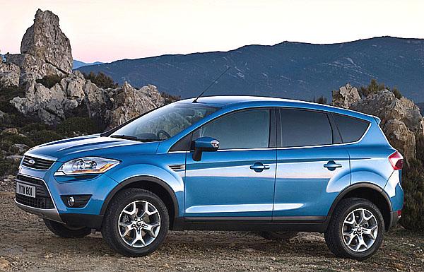 Nový Ford Kuga v testech Euro NCAP získal bezprecedentní úspěch