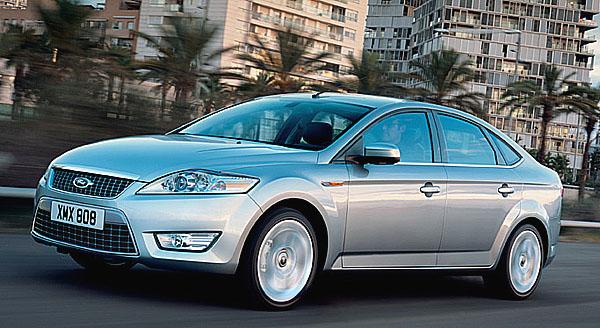 Ford vyhlašuje akční program na model Mondeo Titanium