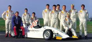 Formule Junior: Příležitost pro mladé