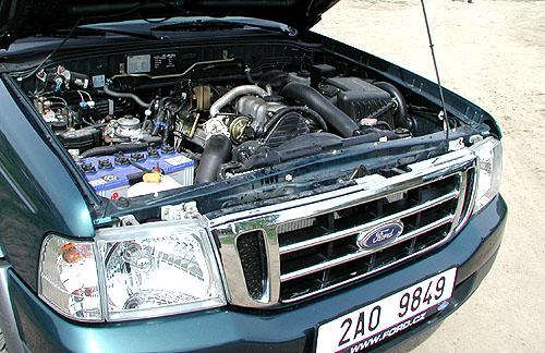 Nový Ford Ranger čtyřsedadlový až pětisedadlový pick-up vprodeji na našem trhu