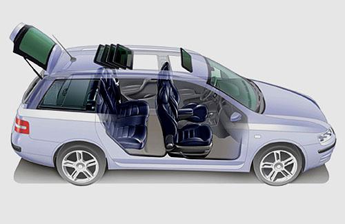 Novinka - Fiat Stilo Multi Wagon v prodeji od pátku 21. února