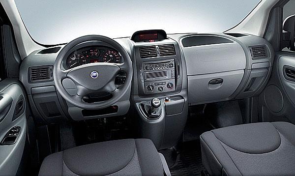 Podrobně o novém Fiatu Scudo, jehož prodej na našem trhu byl zahájen