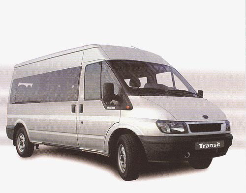 Proč objednat Ford Transit do 30. září