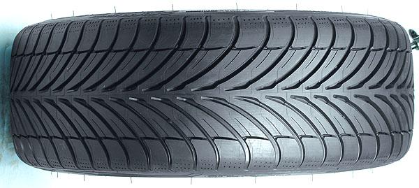 Nová pneumatika BFGoodrich g-Force Profiler