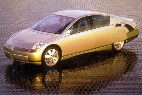 GM Precept: koncepční studie na hybridní pohon